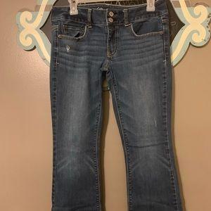 Artist American eagle jeans!